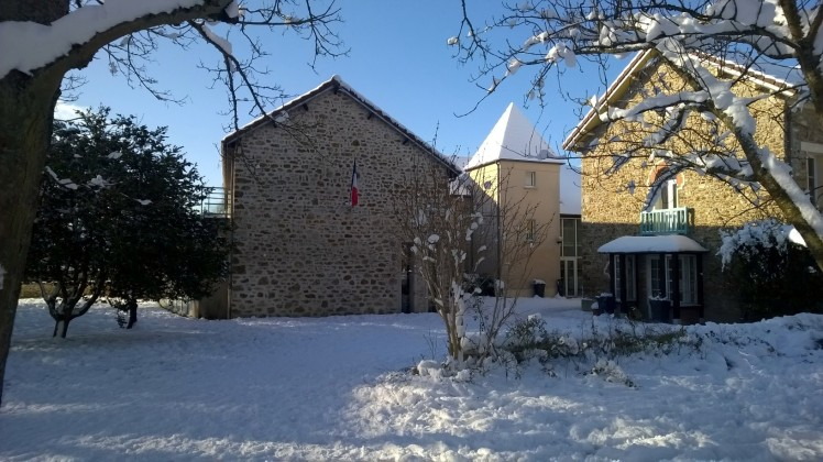 centre culturel Pelouse Cernay la ville